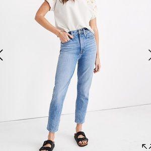 Madewell Jeans - Madewell Mom Jeans